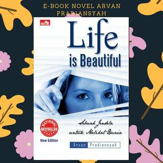 E-BOOK PDF NOVEL LIFE IS BEUATIFUL