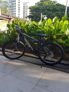 "26 "" mingdi mtb (24 speed)"