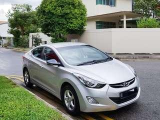 Hyundai Elantra 1.6 Auto GLS
