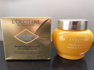 New L'OCCITANE divine cleansing balm