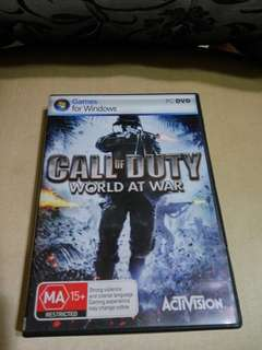 Call of Duty - World at War (PC)