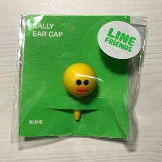 [90%NEW] Line Sally Ear Cap