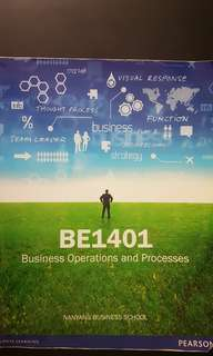 BE1401 Business Operations and Practices
