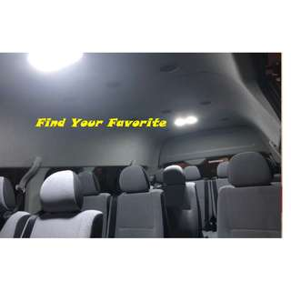 Toyota Hiace on cabin/map/room lights for internal usage - CASH & CARRY ONLY