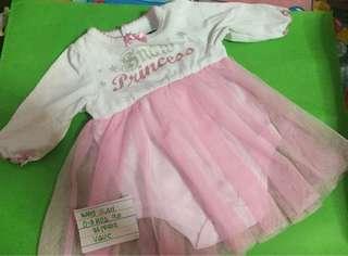 Baby Glam Tutu dress