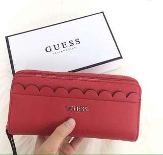 💯AUTHENTIC GUESS women wallet