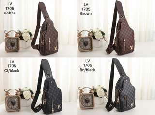 Louis Vuitton LV Chest Sling Bag (FREE POSTAGE)
