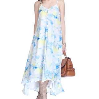Fayth Oasis Floral Maxi Dress