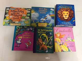 Preloved Pop up books for sale