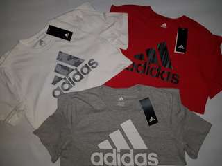 original adidas shirt size L boys (14-16)/ xs men