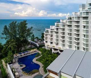 Penang Double Tree Hilton 1 night King/ Double Queen sized room