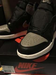 Air Jordan 1 shadow SF到付減$50