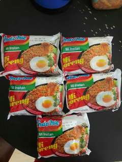 New Take All Indomie Goreng