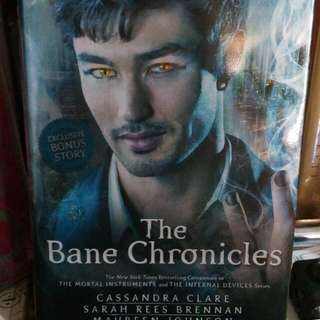 (1ST EDITION) BANE CHRONICLES