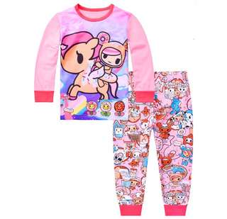 Tokidoki pyjamas set