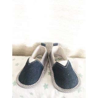 Denim shoes for baby