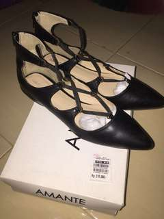 Sepatu lilit brand amante