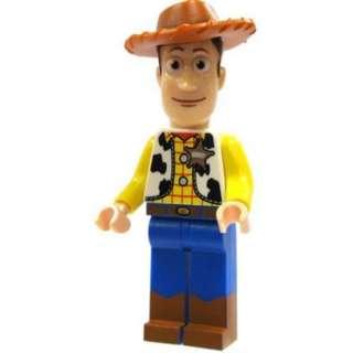 Lego woody figure