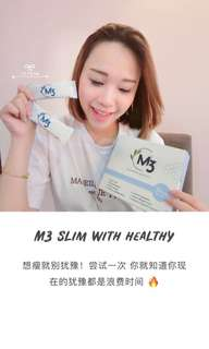 M3 Slim with healthy