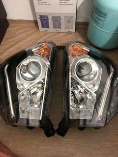 Headlamp Myvi icon SE Ori