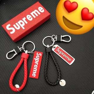 Supreme Keychain