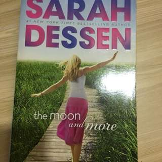 Sarah Dessen - To The Moon and More
