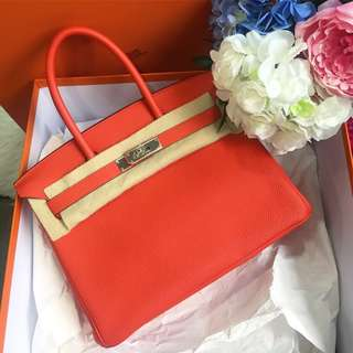 🍊Superb Deal! Save 8k!🍊 Hermes Birkin 30 T Stamp in Togo PHW