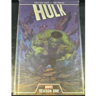 Hulk Season One (HC)