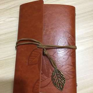 Leather Bound Notebook