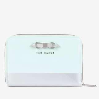 Ted Baker Tablet Case 粉綠銀蝶平板保護套