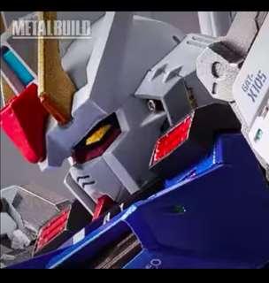 **PO FULLY RESERVED**METAL BUILD Aile Strike Gundam