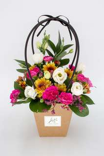 Mother's Day flower bouquet