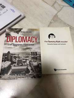 DIPLOMACY: a Singapore experience by S Jayakumar
