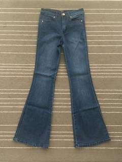 Forever 21 Ladies Boot Cut Jeans