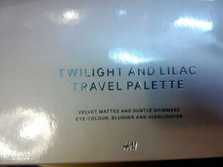 H&M Twilight And Lilac Travel Palette