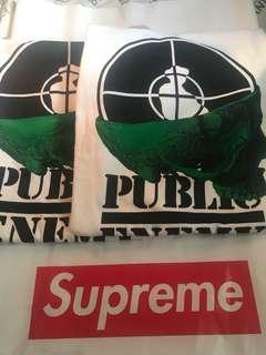 Supreme X UC X PUBLIC
