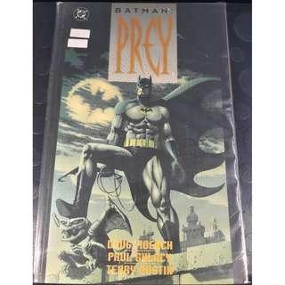Batman: Prey TPB