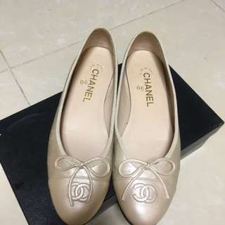 Chanel flat shoes 平底鞋