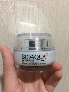 Bioaqua Effect Whitening Cream