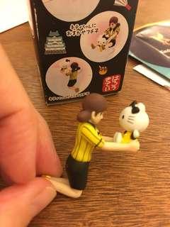 大阪Hello Kitty杯緣子$40無紙不包郵