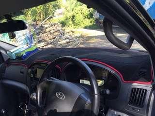 Hyundai Starex Dashboard Mat
