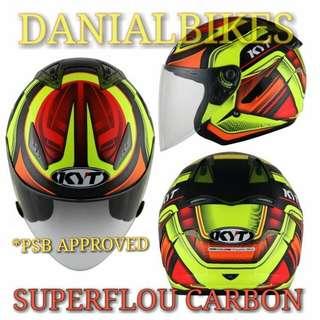 Kyt Helmet psb approved