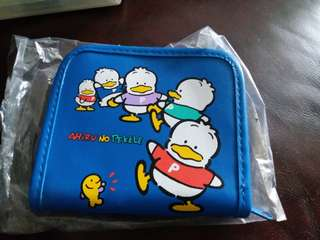 Pekkle  鴨仔日本絕版1993年銀包
