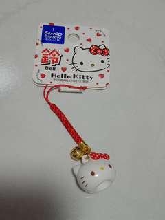 (Be) Tokyo Hello Kitty Sanio bell keychain/phone accessories