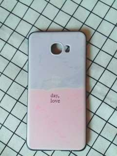 Samsung C7 phone case