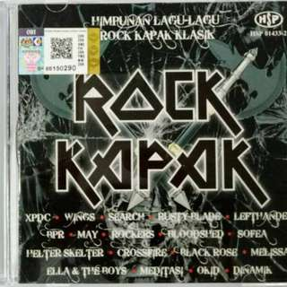 ROCK KAPAK XPDC Wings Search Rusty Blade BPR 2CD