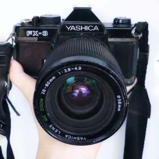 Kamera 70's Yashica