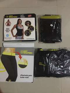 Hot Shapers Set XL (Top and Leggings)