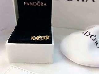 Pandora Charm 潘多拉 戒指 首飾