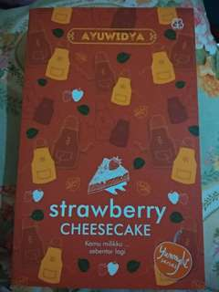 Strawberry Cheesecake by Ayuwidya Bentang Pustaka, 2016